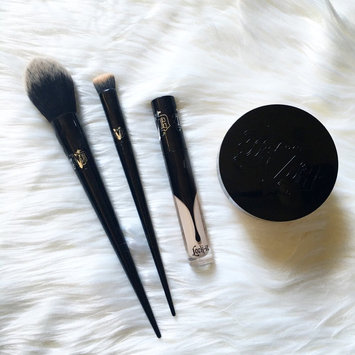 Kat Von D Lock-It Precision Powder Brush uploaded by Holly H.