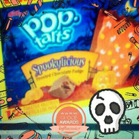 Kellogg's Pop-Tarts Spookylicious Frosted Chocolate Fudge Halloween Toaster Pastries uploaded by Rodiiana M.