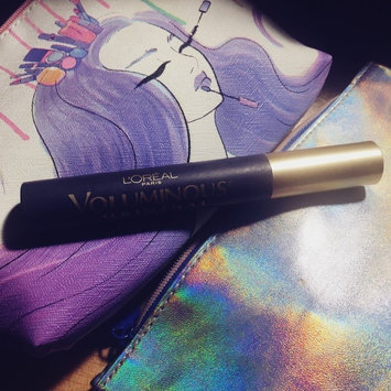 L'Oreal Paris Voluminous Curved Brush Mascara - Black Brown uploaded by Natalia H.