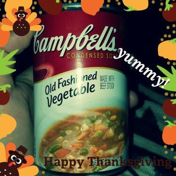 Campbell's Old Fashioned Vegetable Condensed Soup uploaded by Mayla P.