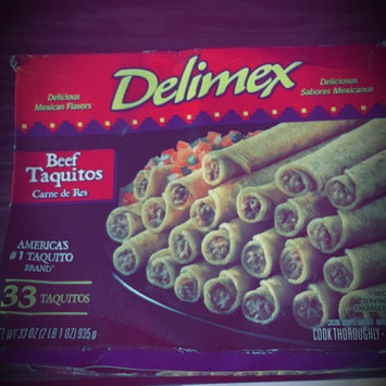 Delimex Beef 36 Ct Hill Country Fare Taquitos 36 Oz Box uploaded by Mack G. B.