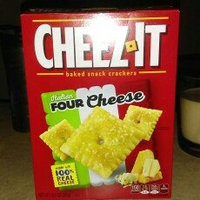 Cheez-it® Italian Four Cheese Crackers uploaded by Jana C.