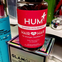 Hum Nutrition Hair Sweet Hair 60 Vegan berry gummy hearts uploaded by Shauna C.