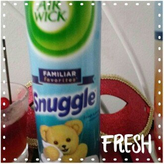 Air Wick 4 in 1 Air Freshener Cool Linen & White Lilac uploaded by Kalaeja F.