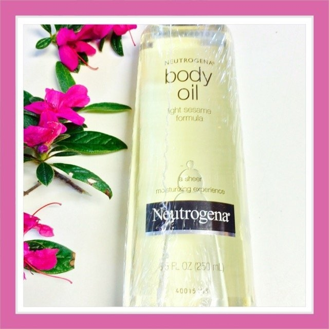 Neutrogena Light Sesame Formula Body Oil uploaded by Nerline G.