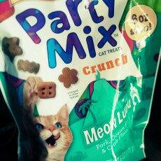 Purina Friskies Party Mix Cat Treat uploaded by David S.