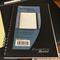 Mead Products MEA06074 - Mead Cambridge 1-Subject Limited Business Notebook uploaded by Mary R.