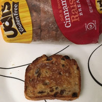 Udi's Gluten Free Cinnamon Raisin Bread uploaded by Briana J.
