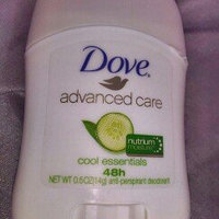 Dove® go fresh Cool Essential Cucumber & Green Tea Scent Anti-Perspirant Deodorant uploaded by Teresa D.