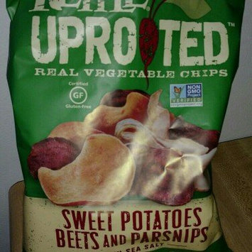Kettle® Uprooted™ Sweet Potatoes Beets and Parsnips with Sea Salt Vegetable Chips 6 oz. Bag uploaded by Karen A.