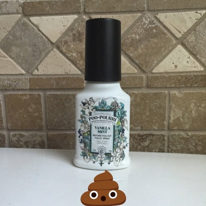 Poo-Pourri Before-You-Go Bathroom Spray uploaded by Bethany V.
