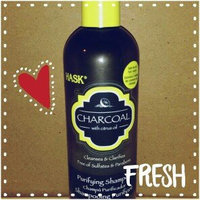Hask Charcoal Clarifying Shampoo uploaded by Courtney M.