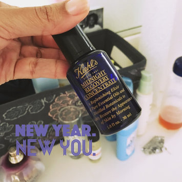 Kiehl's Midnight Recovery Concentrate uploaded by Mijoi M.