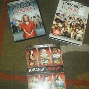 Photo of Orange is the New Black uploaded by Trina R.