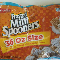 Malt-O-Meal: Family Size Frosted Mini Spooners Cereal, 36 Oz uploaded by Helen M.