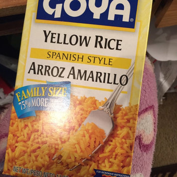 Goya Yellow Rice Spanish Style uploaded by Wendy C.