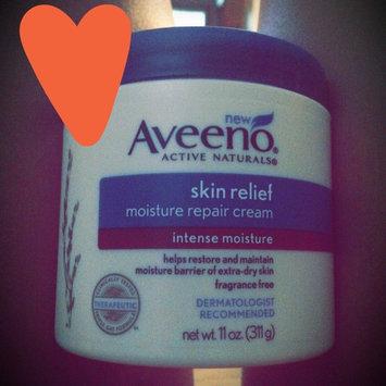 Photo of Aveeno® Skin Relief Moisture Repair Cream uploaded by Madison C.