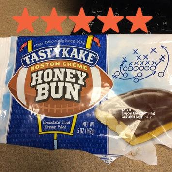 Tastykake® Boston Creme Honey Bun 5 oz. Pack uploaded by Stephenie D.