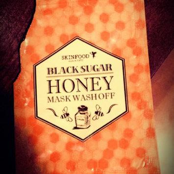 Skinfood - Black Sugar Mask Wash Off 100g uploaded by Laura  C.