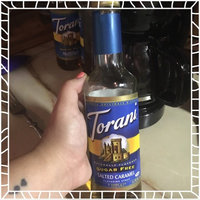 Torani Sugar Free Salted Caramel Syrup 12.7 Oz (Pack of 6) uploaded by Maggie F.