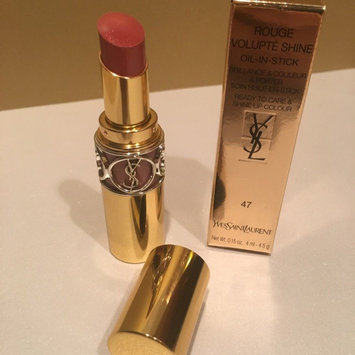 Photo of Yves Saint Laurent Rouge Volupté Shine Lipstick uploaded by krista b.