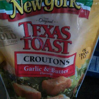 New York The Original Texas Toast Croutons Garlic & Butter Flavored uploaded by Shannon J.