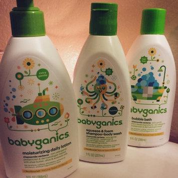 Photo of Babyganics Bubble Bath Chamomile Verbena uploaded by Sarah S.