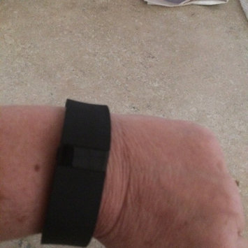 Photo of Fitbit - Charge Wireless Activity Tracker + Sleep Wristband (small) - Black uploaded by Paula H.