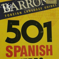 Barron's Foreign Language Guides: 501 Spanish Verbs (Book & CD-ROM) uploaded by Jozanne M.