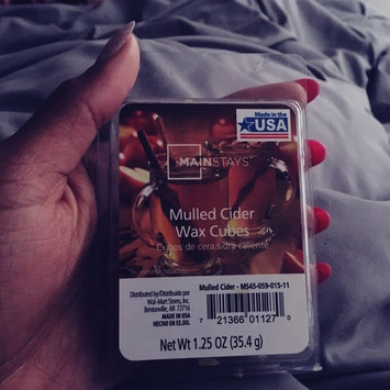 Photo of Mainstays Wax Melts, Mulled Cider uploaded by Tish T.