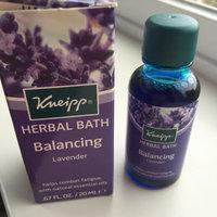Kneipp Lavender Herbal Bath uploaded by Alicia M.