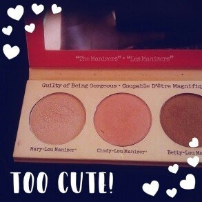 the Balm - the Manizer Sisters Luminizers Palette uploaded by Amanita V.