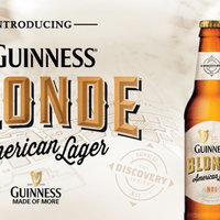 Guinness Blonde American Lager - 6 PK uploaded by Taylor B.