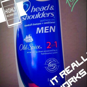 Photo of Head & Shoulders Old Spice 2-in-1 Anti-Dandruff Shampoo + Conditioner uploaded by Marquis W.