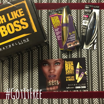 Photo of Maybelline Volum' Express® The Colossal Big Shot™ Washable Mascara uploaded by Krystal S.