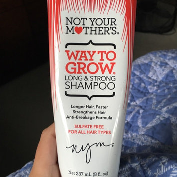 Photo of Not Your Mother's Way To Grow Long & Strong Shampoo uploaded by Stephanie M.
