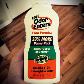 Photo of Odor-Eaters Foot Powder, 6 oz uploaded by Brianne Y.
