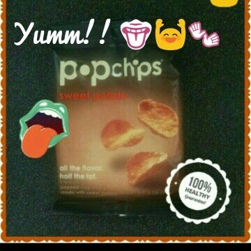 popchips Sweet Potato Chips uploaded by Mara K.