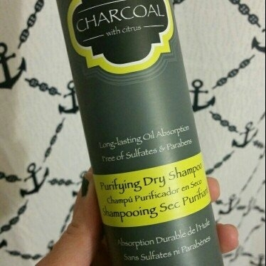 Hask Purifying Dry Shampoo Charcoal - 6.5 oz. uploaded by Danielle S.