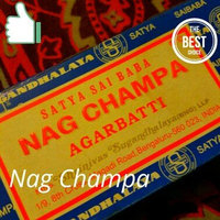 Sai Baba, Nag Champa Agrabatti Incense uploaded by Holly A.