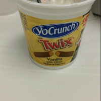 YoCrunch with Twix Vanilla Lowfat Yogurt uploaded by Nicole C.