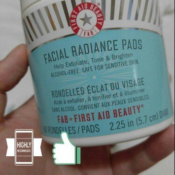 Photo of First Aid Beauty Facial Radiance Pads uploaded by Chandria B.