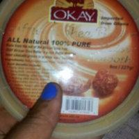 Okay Shea Butter Jar Yellow, 8 oz uploaded by Lea Redbonewidehips P.