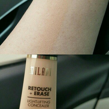 Photo of Milani Retouch + Erase Light-Lifting Concealer uploaded by Leigh H.