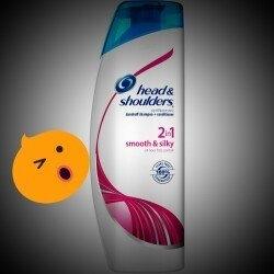 Head & Shoulders Smooth & Silky Dandruff Shampoo uploaded by Maria F.