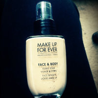 MAKE UP FOR EVER Face & Body Liquid Makeup uploaded by Erikah O.
