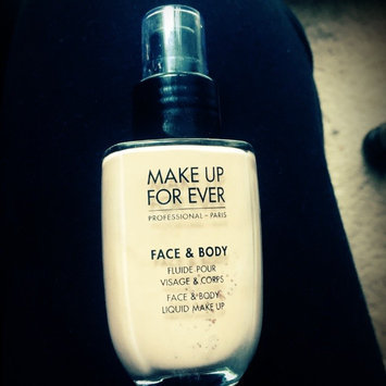 Photo of MAKE UP FOR EVER Face & Body Liquid Make Up uploaded by Erikah N.