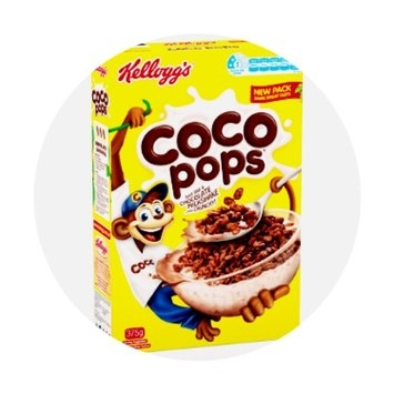 Kellogg's Cocoa Krispies Cereal uploaded by Kelcy D.