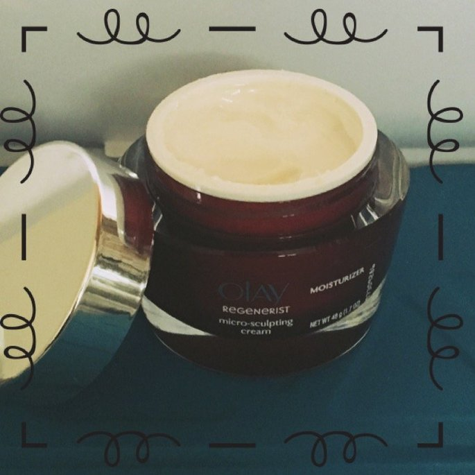 Olay Regenerist Micro-Sculpting Cream uploaded by Peggy A.