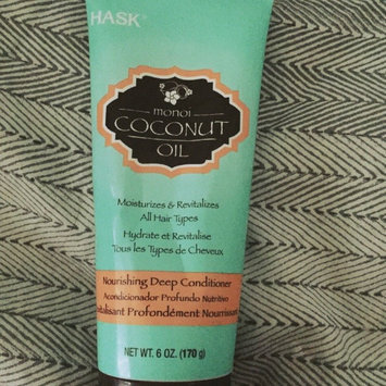 Hask Monoi Coconut Oil Nourishing Deep Conditioner uploaded by Rebecca C.